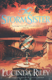 The storm sister : Ally's story