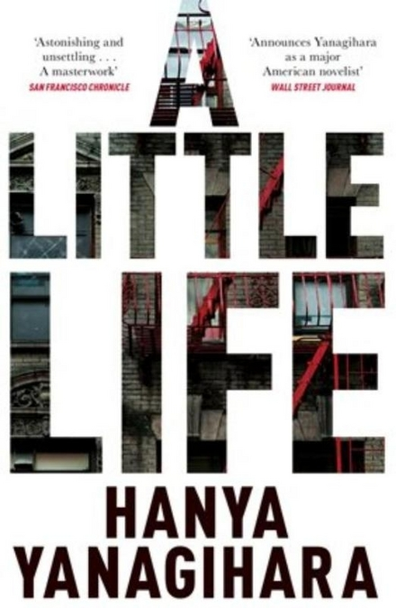 A little life - Het meest aangrijpende boek ooit geschreven ;-)