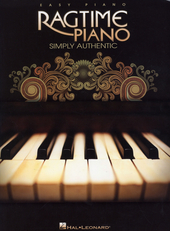 Ragtime piano : simply authentic