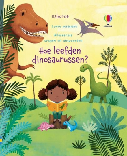 Hoe leefden dinosaurussen?