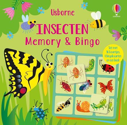 Insecten memory & bingo