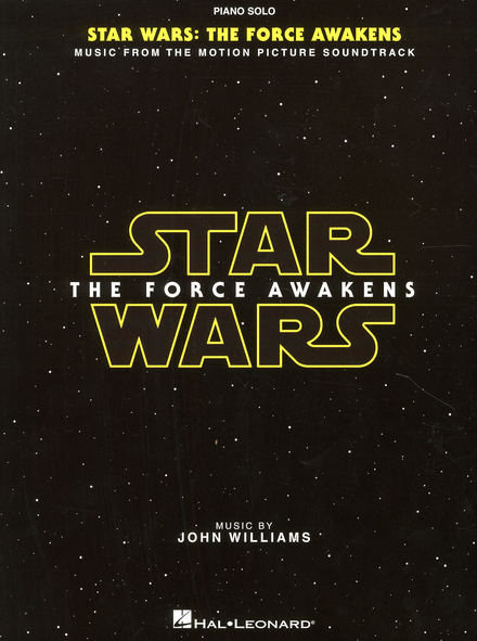 Star wars : the force awakens : music from the motion picture soundtrack