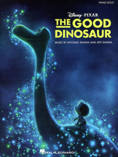 The good dinosaur : piano solo