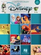 Contemporary Disney : 50 favorite songs