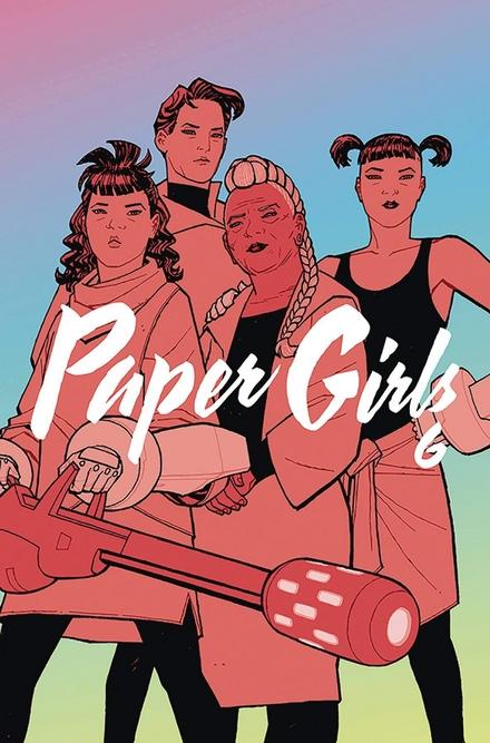 Paper girls. 6