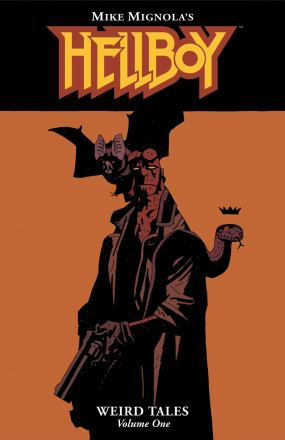 Mike Mignola's Hellboy : weird tales. Volume one