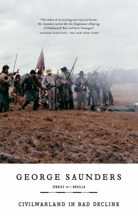 CivilWarLand in bad decline : stories and a novella
