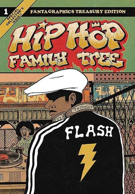 Hip hop family tree. 1, 1970s-1981