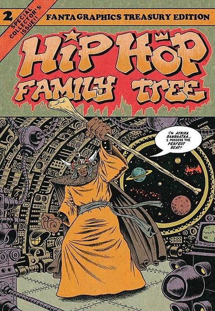 Hip hop family tree. 2, 1981-1983
