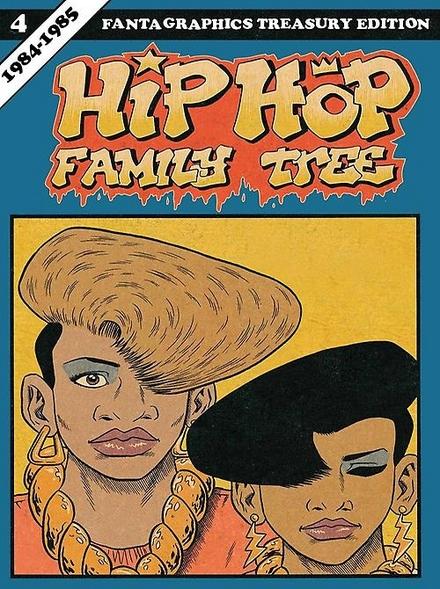 Hip hop family tree. 4, 1984-1985