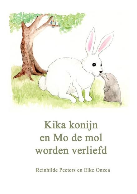 Kika konijn en Mo de mol worden verliefd