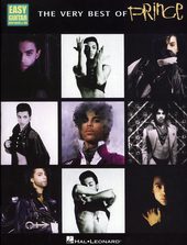 The very best of Prince : easy guitar