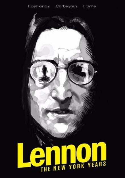 Lennon : the New York years
