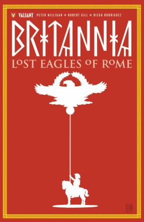 Lost eagles of Rome