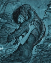 Guillermo del Toro's The shape of water : creating a fairy tale for troubled times