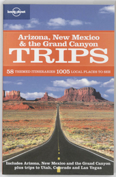 Arizona, New Mexico & the Grand Canyon trips : 58 themed itineraries, 1005 local places to see