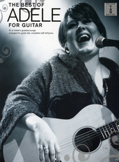 The best of Adele for guitar