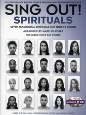 Sing out! : spirituals : seven traditional spirituals for today's choirs