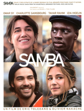 Samba : douze titres extraits de la bande original du film, arrangés pour piano, chant et guitare = twelve pieces ...