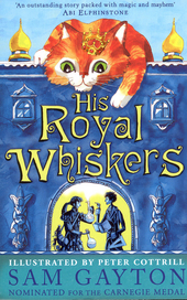 His royal whiskers : a furry-tailed fairy tale