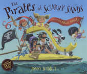 The pirates of Scurvy Sands starring the Jolley-Rogers