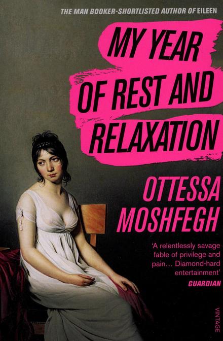 My year of rest and relaxation - Allesbehalve slaapverwekkend