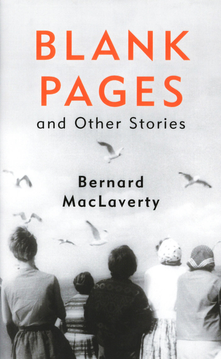 Blank pages and other stories