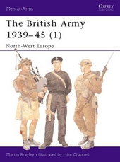 The British army 1939-45. 1, North-West Europe