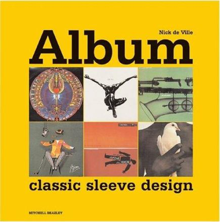 Album : style and image in sleeve design