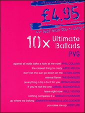 10 x ultimate ballads