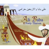 Ali Baba and the forty thieves [Engels-Arabische versie]