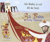 Ali Baba and the forty thieves [Engels-Roemeense versie]