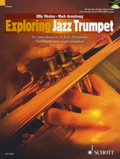 Exploring jazz trumpet : an introduction to jazz harmony, technique and improvisation