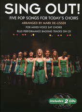 Sing out! : five pop songs for today's choirs