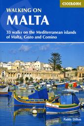 Walking on Malta : 33 walks on the Mediterranean islands of Malta, Gozo and Comino