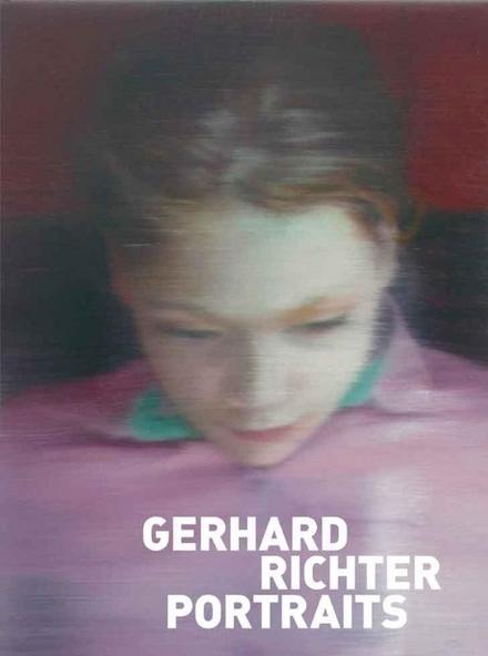 Gerhard Richter portraits : painting appearances