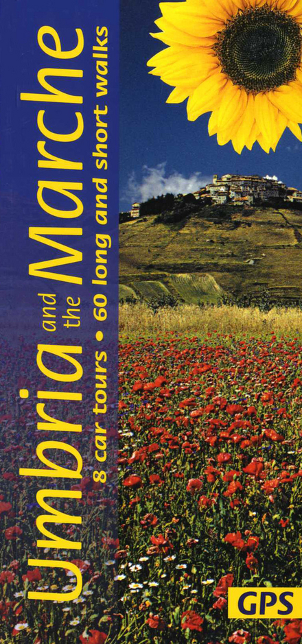 Landscapes of Umbria and the Marche : a countryside guide
