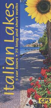 Landscapes of the Italian Lakes : a countryside guide