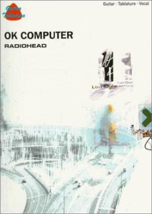 OK computer : guitar, tablature, vocal