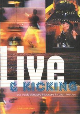 Live and kicking : the rock concert industry in the nineties