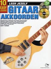 Leer jezelf gitaar akkoorden