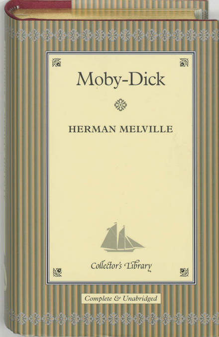 Moby-Dick, or The whale