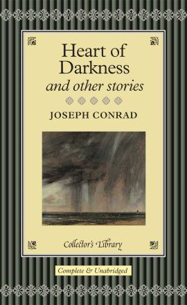Heart of darkness, with Youth and The end of the tether