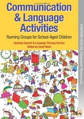 Communication & language activities : running groups for school-aged children