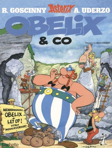 Obelix en Co.