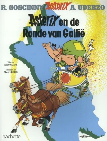 Asterix en de ronde van Gallië