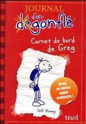 Carnet de bord de Greg