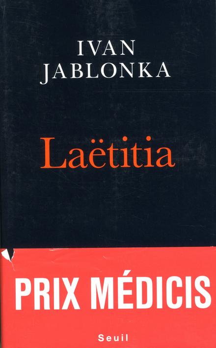 Laëtitia, ou La fin des hommes