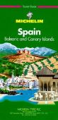Michelin Spain : Balearic and Canary Islands