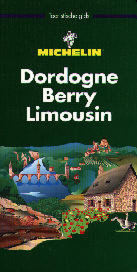 Michelin Dordogne, Berry, Limousin